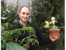 Alexandre Antonelli, universitetslektor på Göteborgs universitet och vetenskaplig intendent på Göteborgs botaniska trädgård.