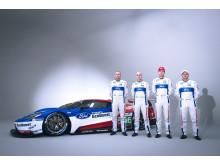 Ford GT kørere