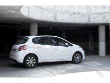 Peugeot 208: Danskernes foretrukne bil
