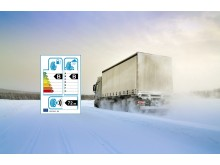 Goodyear truck vinterdekk