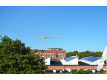 Solcellsanläggning Lunds universitet