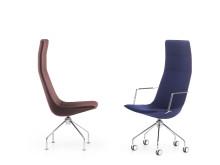 Comet X chair & armchair