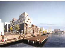 Sundprojekt AB med White Arkitekter AB Malmö
