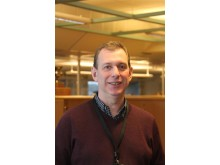 Seniorteknolog i IBM Norge, Martin Ringel