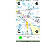 Eniro-app På Sjön för sjökort 2