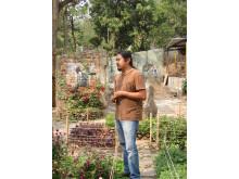 Miguel Angel Ramirez, Kulturellt utbyte Sverige - El Salvador