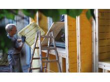 ISOVER lanserar nytt energieffektivt fasadsystem