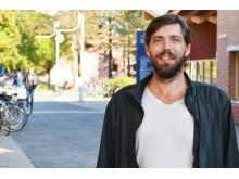 Molekylär elektronik, Andreas Larsson professor vid Luleå tekniska universitet