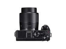 Canon PowerShot G3 X ovanifrån