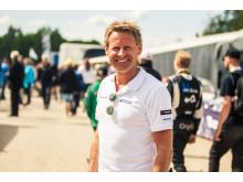Jonas Lundin, ny VD för STCC