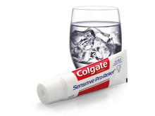 Colgate Sensitive Pro-Relief, pressbild isvatten