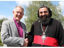 Ny ordförande för Sveriges kristna råd