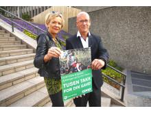 Coop gir 1,4 millioner til Norsk Folkehjelp