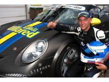 Ola Nilsson/Thomas Karlsson. Swedish GT 2015. Ring Knutstorp 4