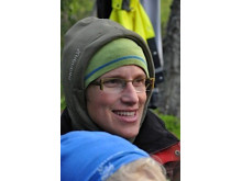 Maria Värendh mottagare av Gösta Frohms skogsmullestipendium 2014