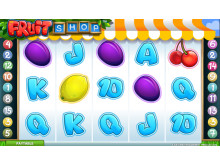 Fruit Shop game at HarryCasino.com