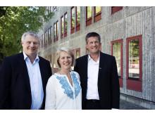 Ikano Bostad, White arkitekter och Rikshem vill tillsammans skapa den moderna ABC-staden i Farsta