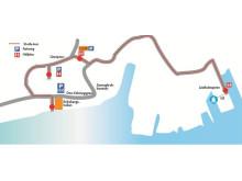 Gratis transfer till och från Konfex & Events på Eriksbergshallen 4-5 februari