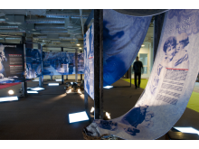 Bild från bygget: Raoul Wallenberg 2012