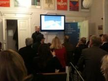 Henrik Otto speaks to the IAA on Swedish design