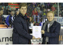 Erlend Lesund er Get Rookie of the Year 2013/2014