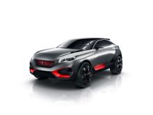 Peugeot Quartz – en ekstraordinær crossover