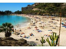 Gran Canaria, Arguineguin, Anfi-stranden