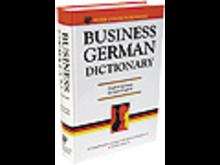 Peter Collin Business German Dictionary, tysk-engelsk och engelsk-tysk