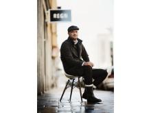 Stutterheim raincoats - Alexander Stutterheim founder