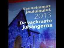 Kauneimmat joululaulut vihko 2013