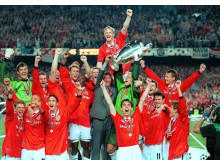 2. Manchester United last minute victory