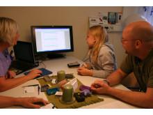Familjer får redskap att hantera barnens diabetes