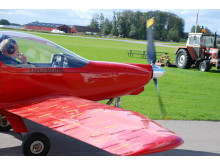 Flight & Safetys miljövänliga nöjesflygplan, ECO1