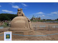 Sandskulpturfestivalen 2014 - Bild 2