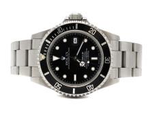 Klockor 7/3, Nr: 131, ROLEX, Oyster Perpetual Date, Sea-Dweller, Ref nr. 16600