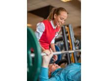 30 min PT-tid och en månads träning på köpet i samarbete med Nordic Wellness