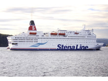 Stena Saga på ruten Oslo - Frederikshavn