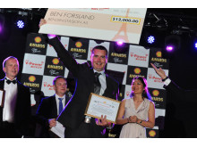 Ben Forsland - Årets Retailer 2014