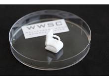 Cellulosaföremål från 3D-bioskrivare