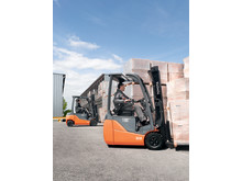 Elektrisk gaffeltruck - Toyota Traigo 48