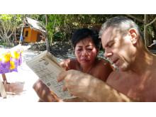 Nude Sudoku on Koh Samet