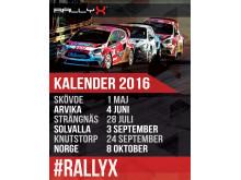 RallyX-kalendern 2016