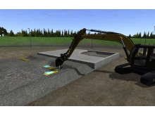 Tenstar - simulatorbild
