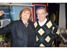 Barbara Stafford, Rocky Mountains Int'l och Göran von Arbin, Discover America Sweden