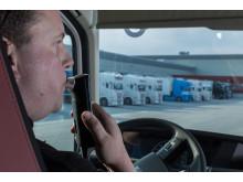 Alkolås i lastebiler