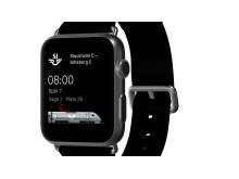 SJ mobilapp i Apple Watch