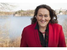 Anne-Lie Granroth, affärsområdeschef Individ & Familj och Äldreomsorg