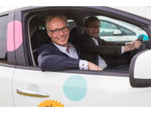 Nya bilar i Helsingborgs elbilspool 4