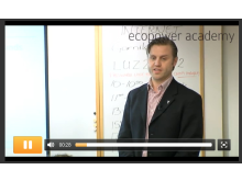 Ecopower Academy - först i världen med vindkraftskonferenser via nätet