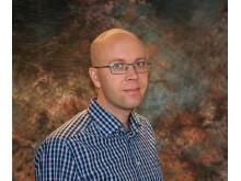 Porträttbild av Vilhelm Verendel, doktorand i komplexa system, Energi och miljö, Chalmers tekniska högskola